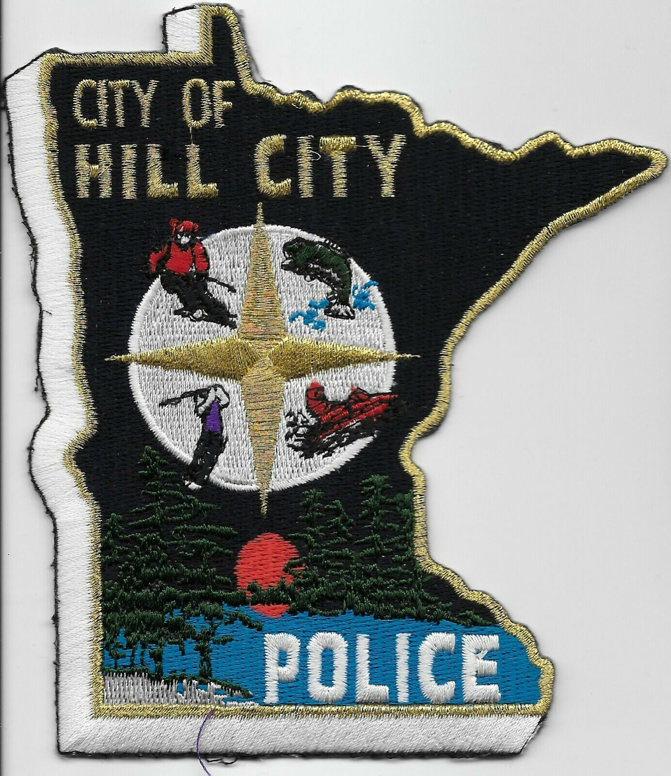 Hill City Police MN