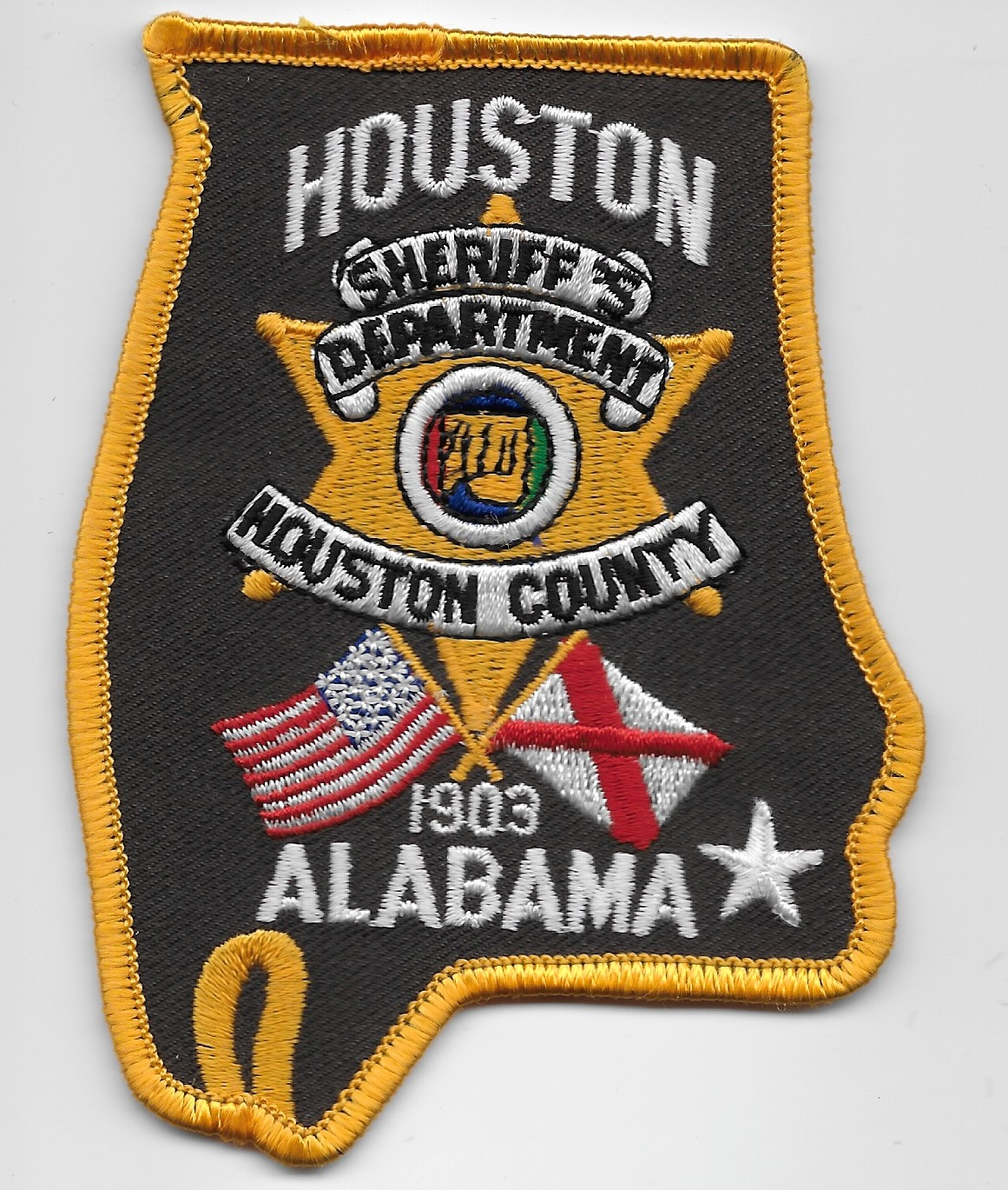 Houston County Sheriff AL