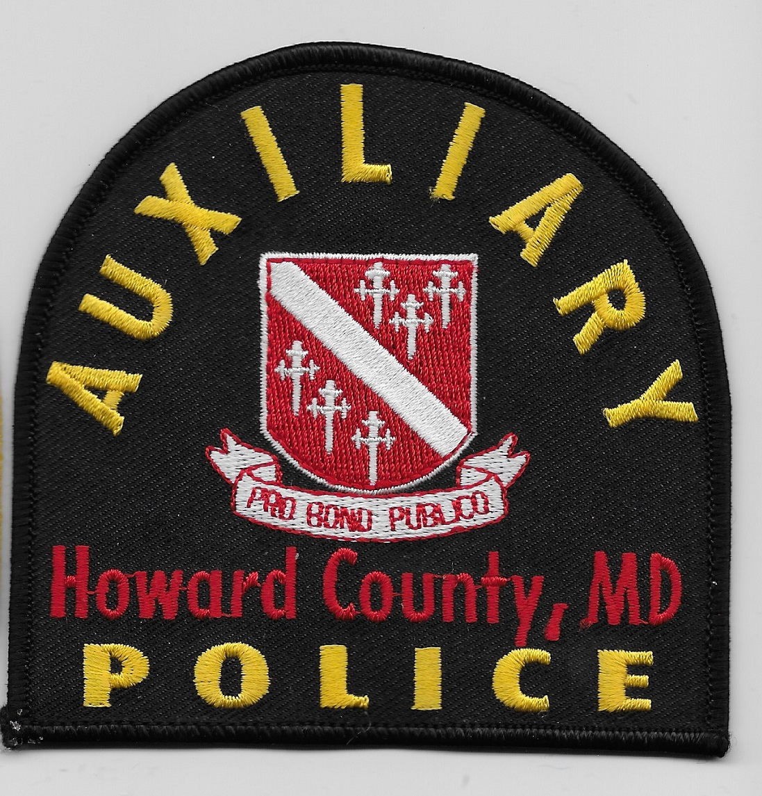 Howard County Police Auxiliary MD