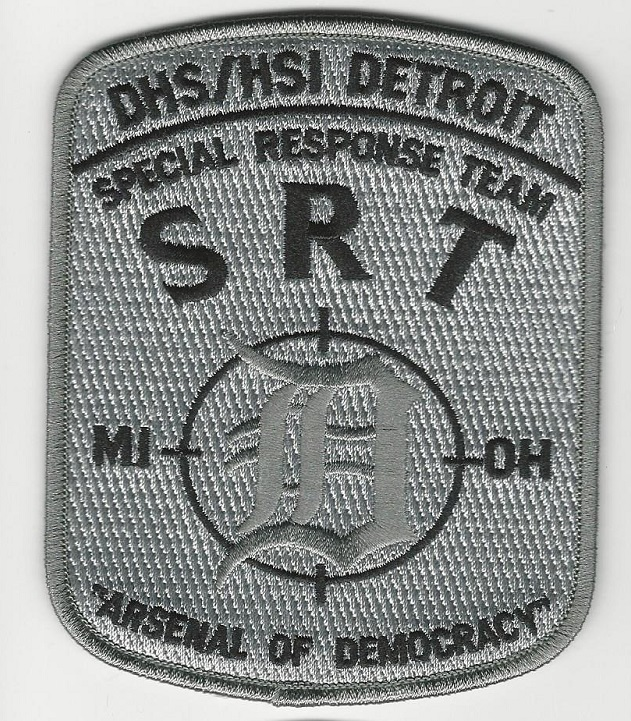 DHS SRT Detroit Gray