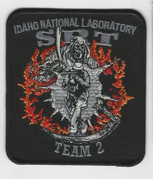 Idaho Natl LAB SWAT SRT