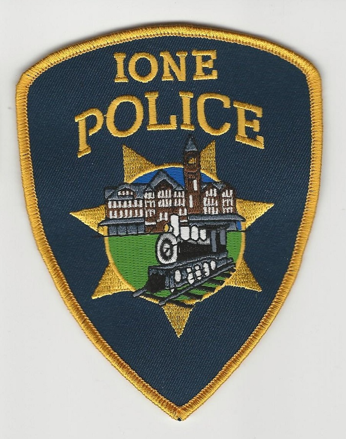 Ione Police California