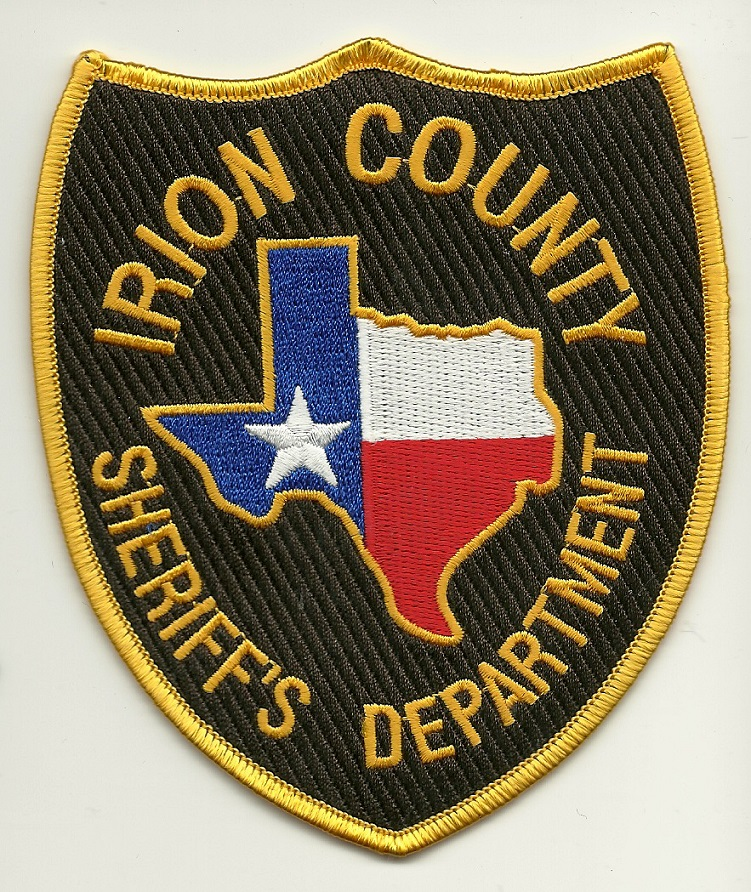 Irion County Sheriff TX
