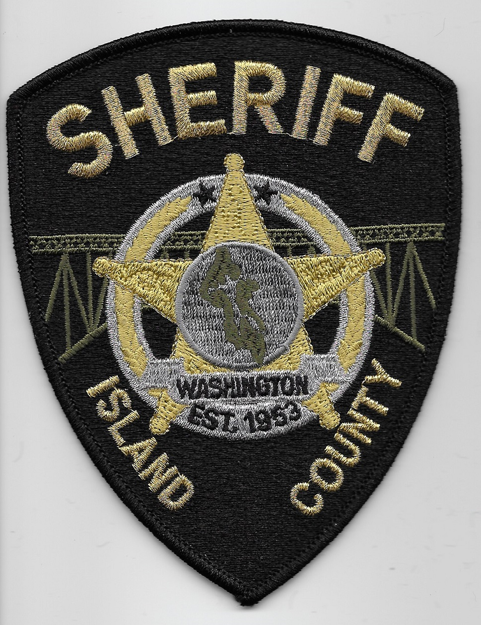 Island County Sheriff NEW WA