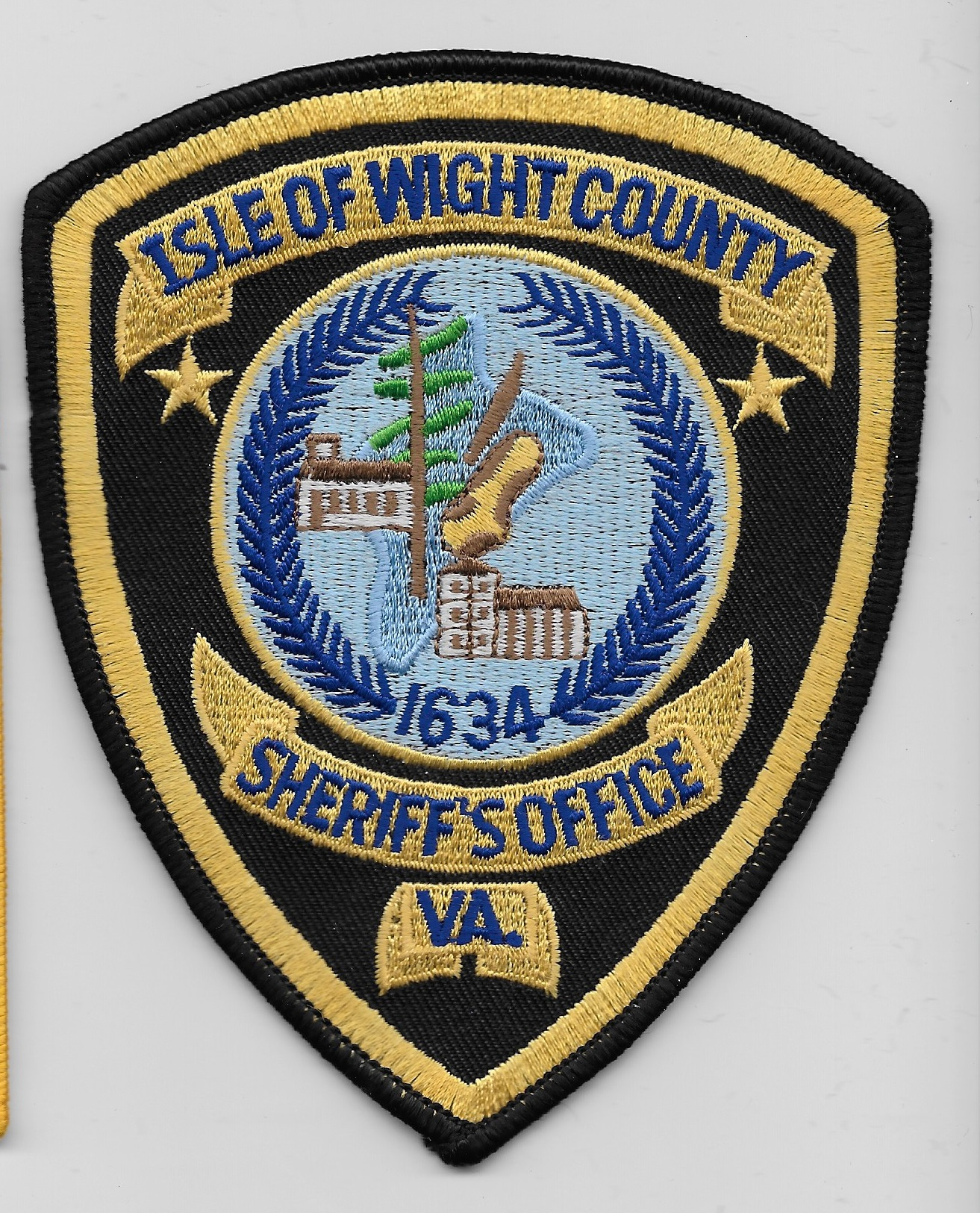 Isle of Wight County Sheriff VA