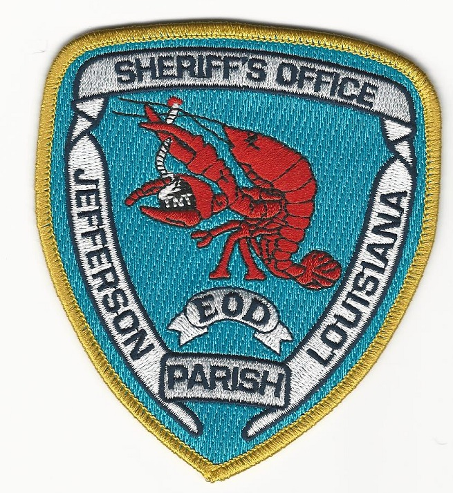Jefferson Parish EOD LA