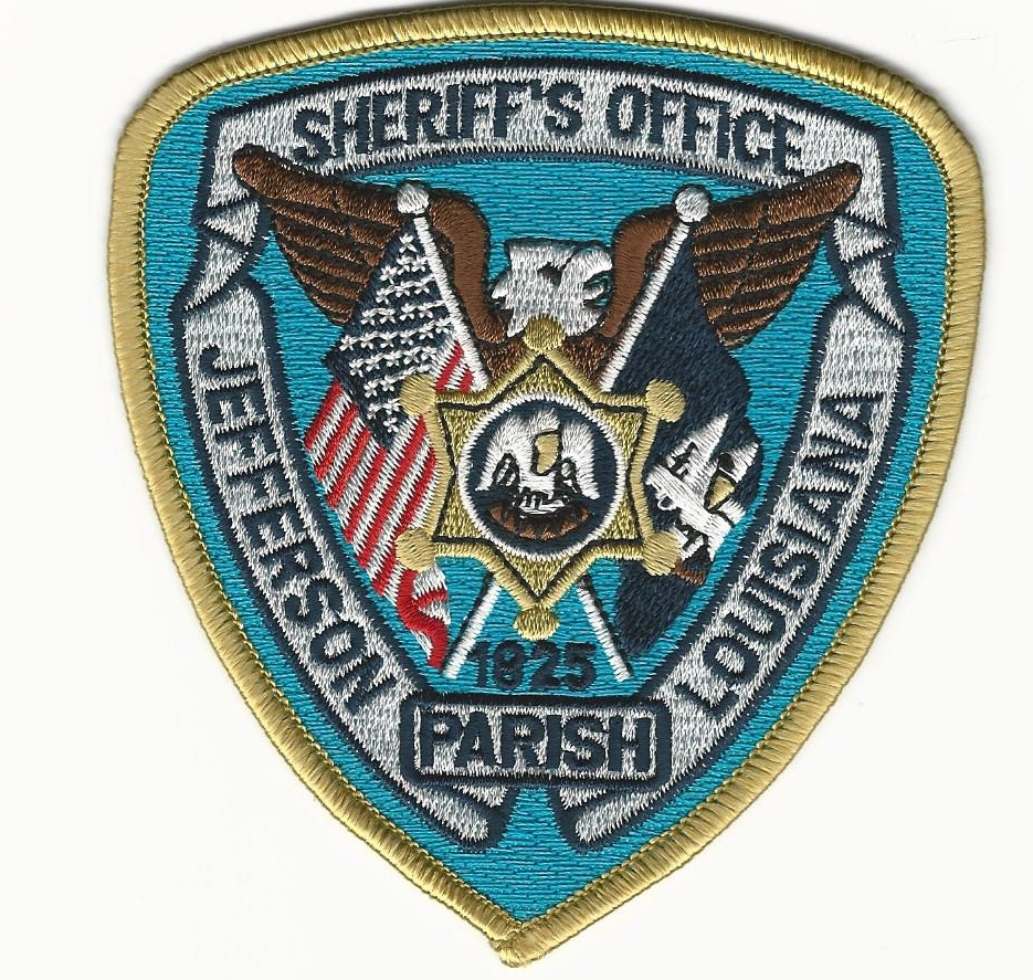Jefferson Parish Sheriff LA