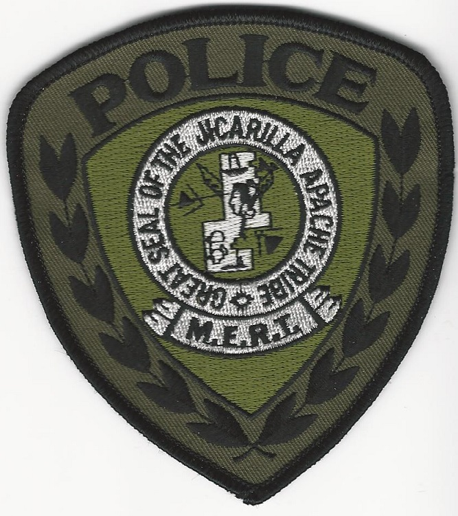 Jicarilla Tribal Police SWAT MERT NM