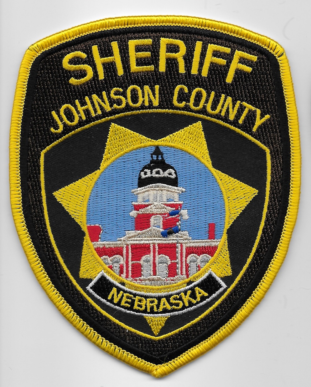 Johnson County Sheriff NE