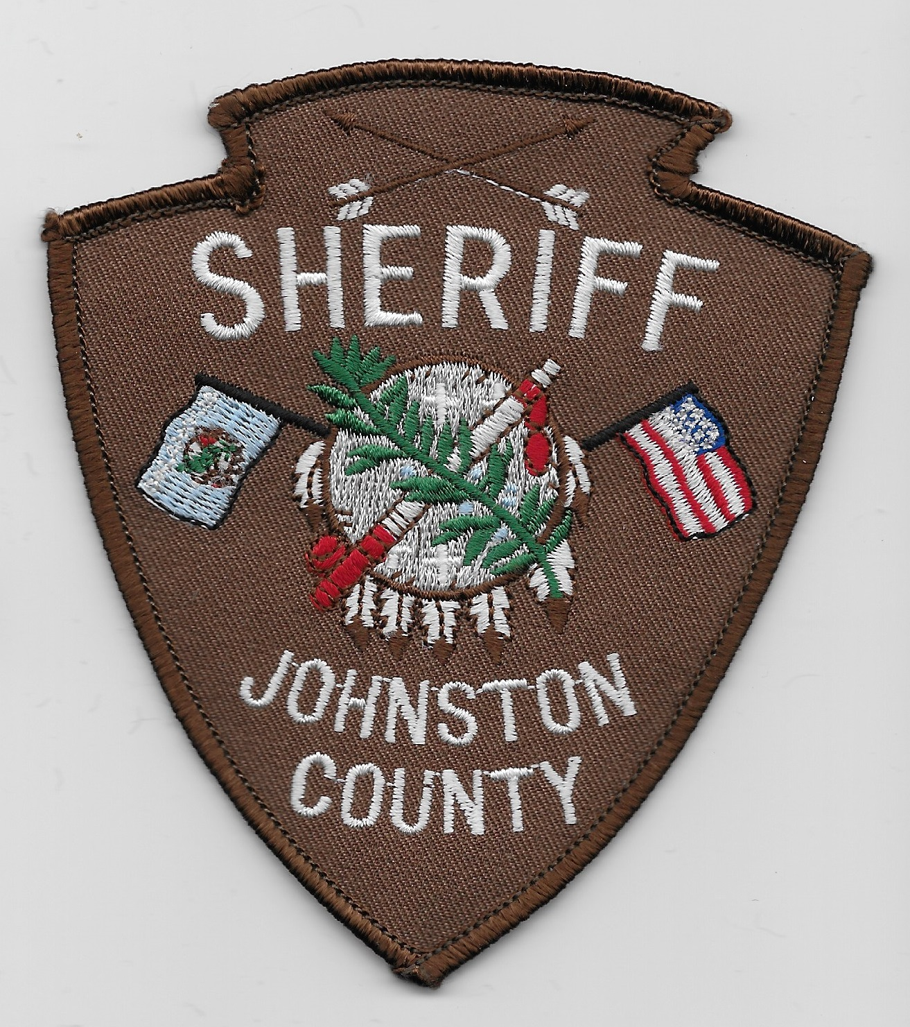 Johnston County Sheriff brn OK