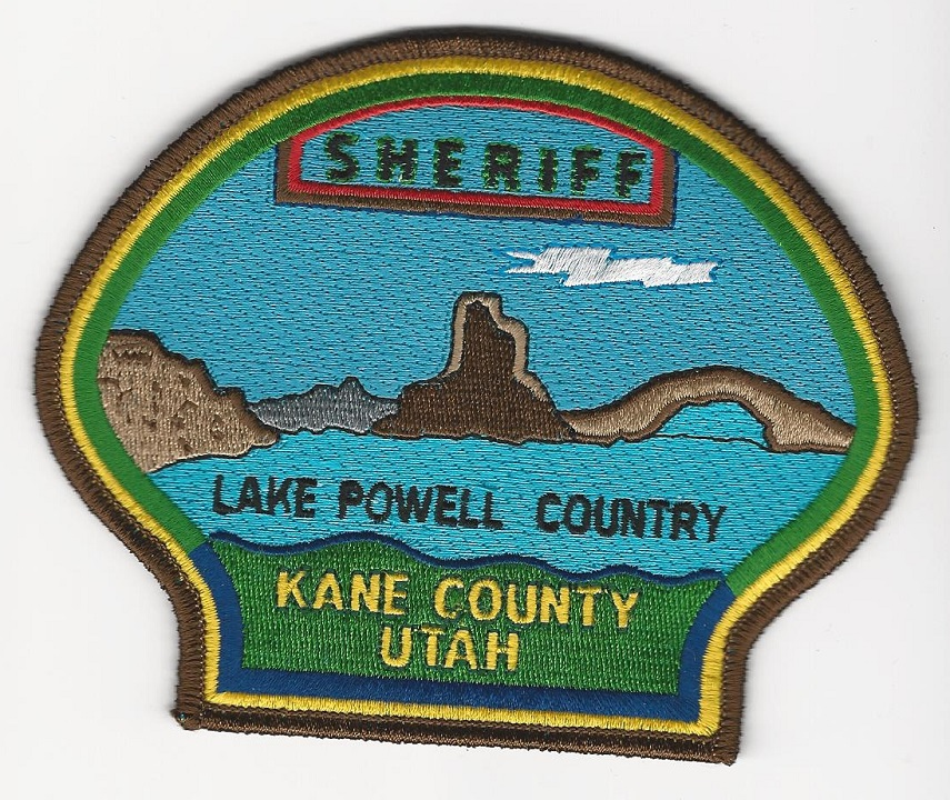 Kane County Sheriff State Utah UT Lake Powell Country