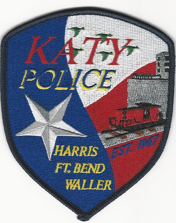 Katy Police TX New Train