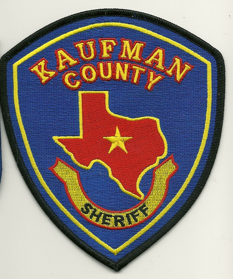 Kaufman County Sheriff Texas TX