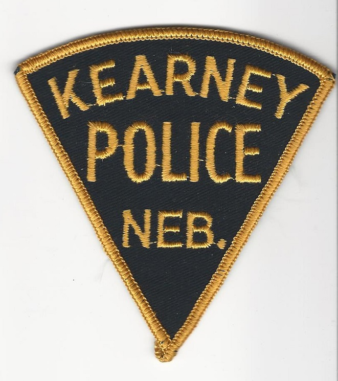 Kearney Police NE 1st Issue