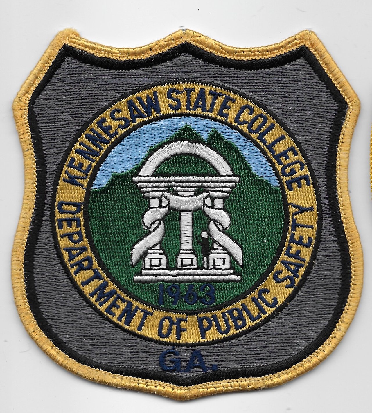 Kennesaw State College Police GA