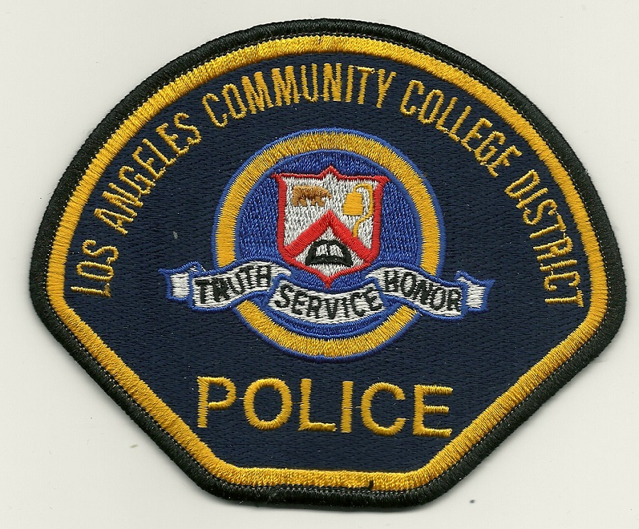 LA County College Police CA