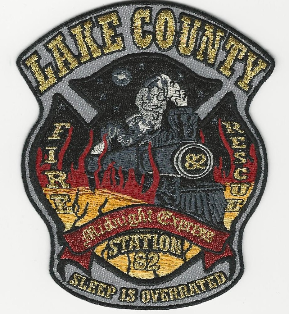 Lake County Fire FL