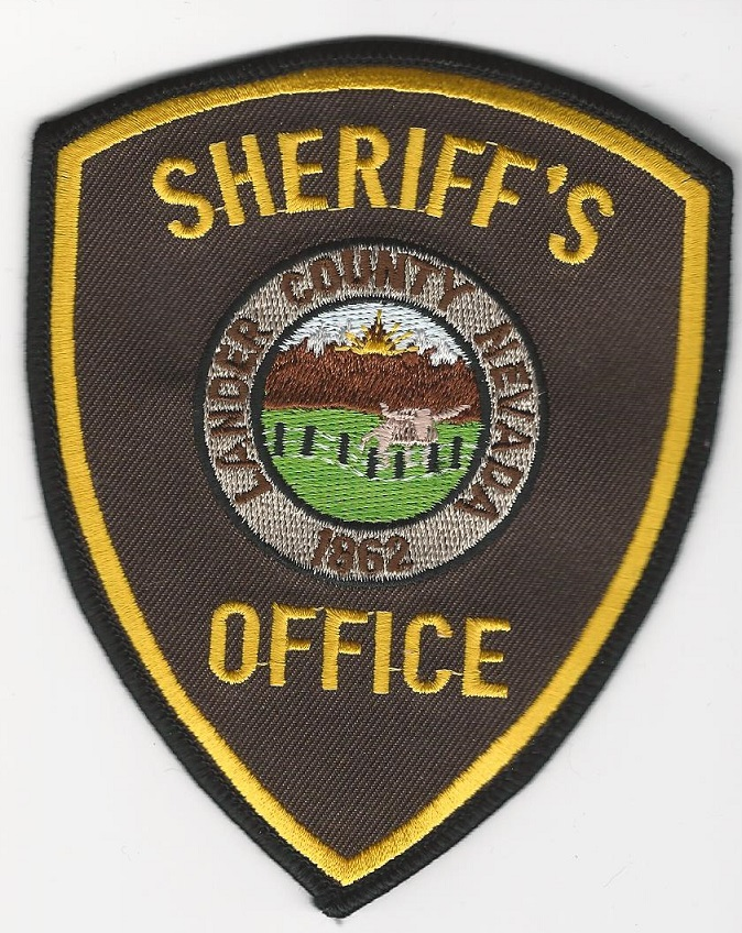 Lander County Sheriff NV