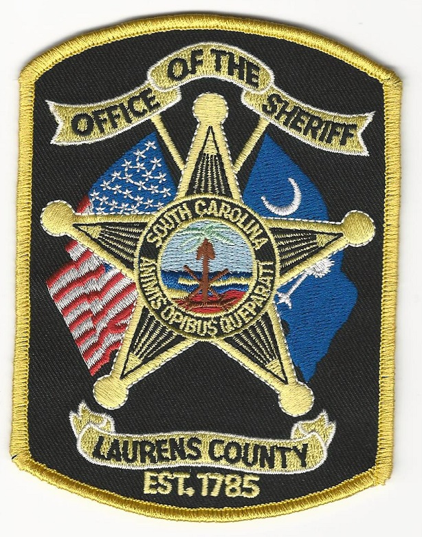 Laurens County Sheriff SC