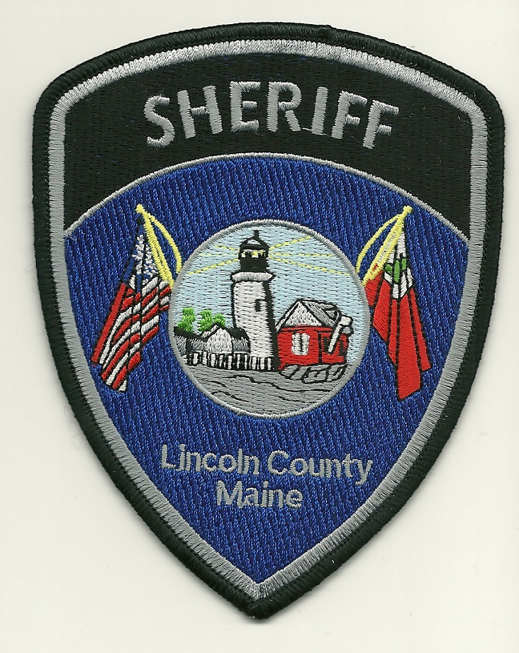 Lincoln County Sheriff Maine Lighthouse