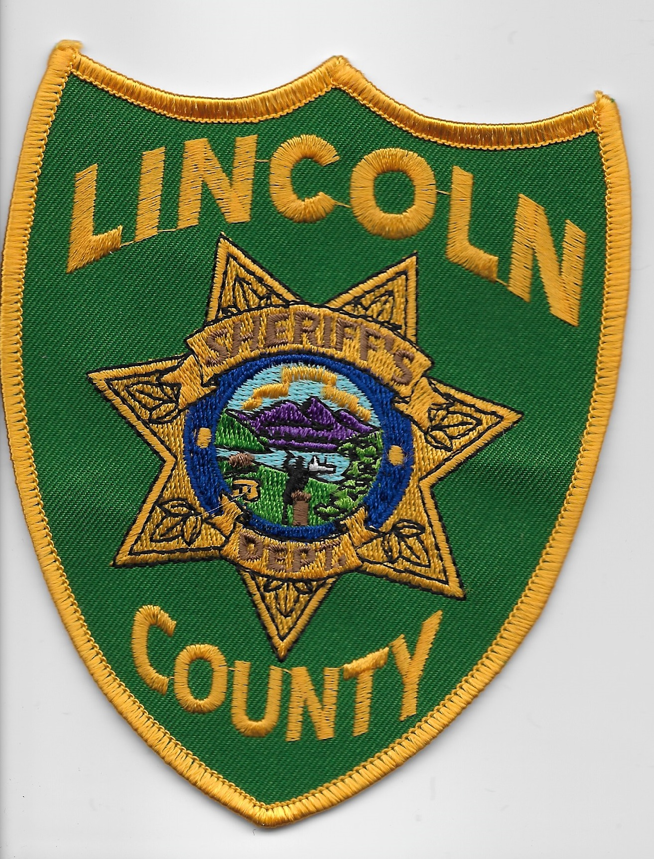 Lincoln County Sheriff NE