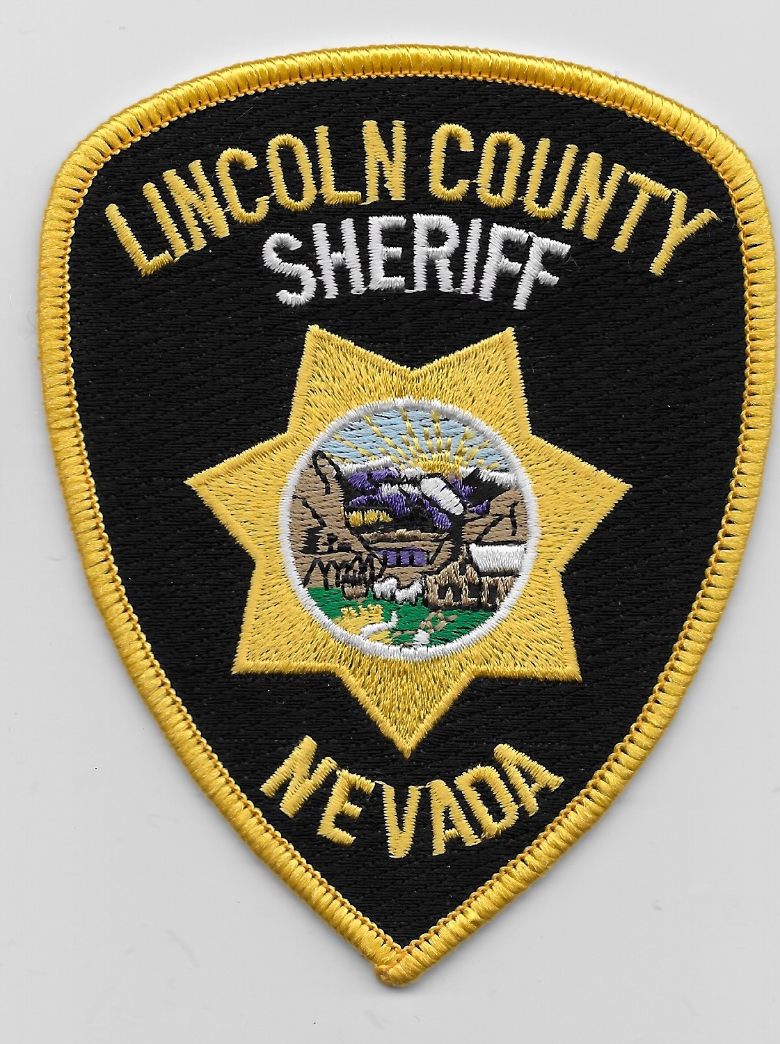 Lincoln County Sheriff NV