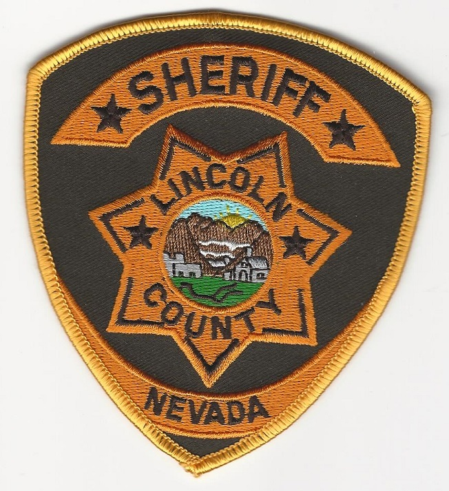 Lincoln County Sheriff NV o/s