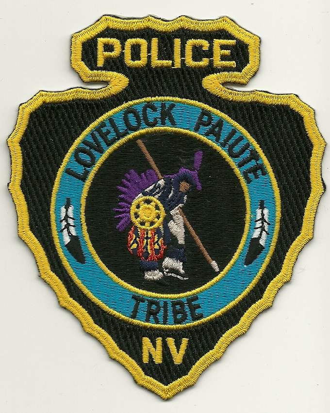Lovelock Paiute Tribal Police Nevada NV