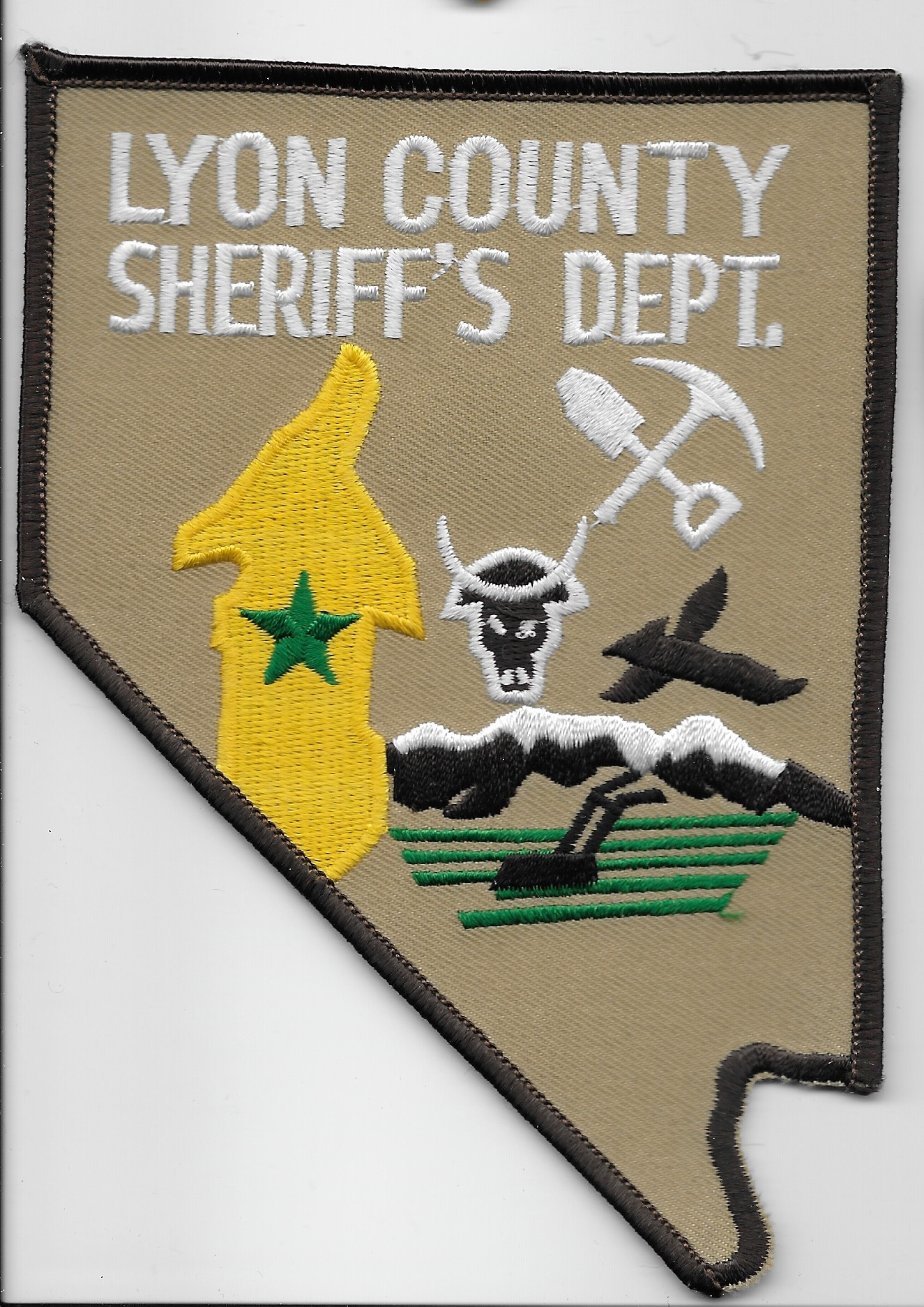 Lyon County Sheriff NV
