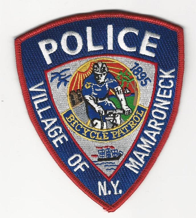 Mamaroneck POlice Bicycle Bike Unit New York NY