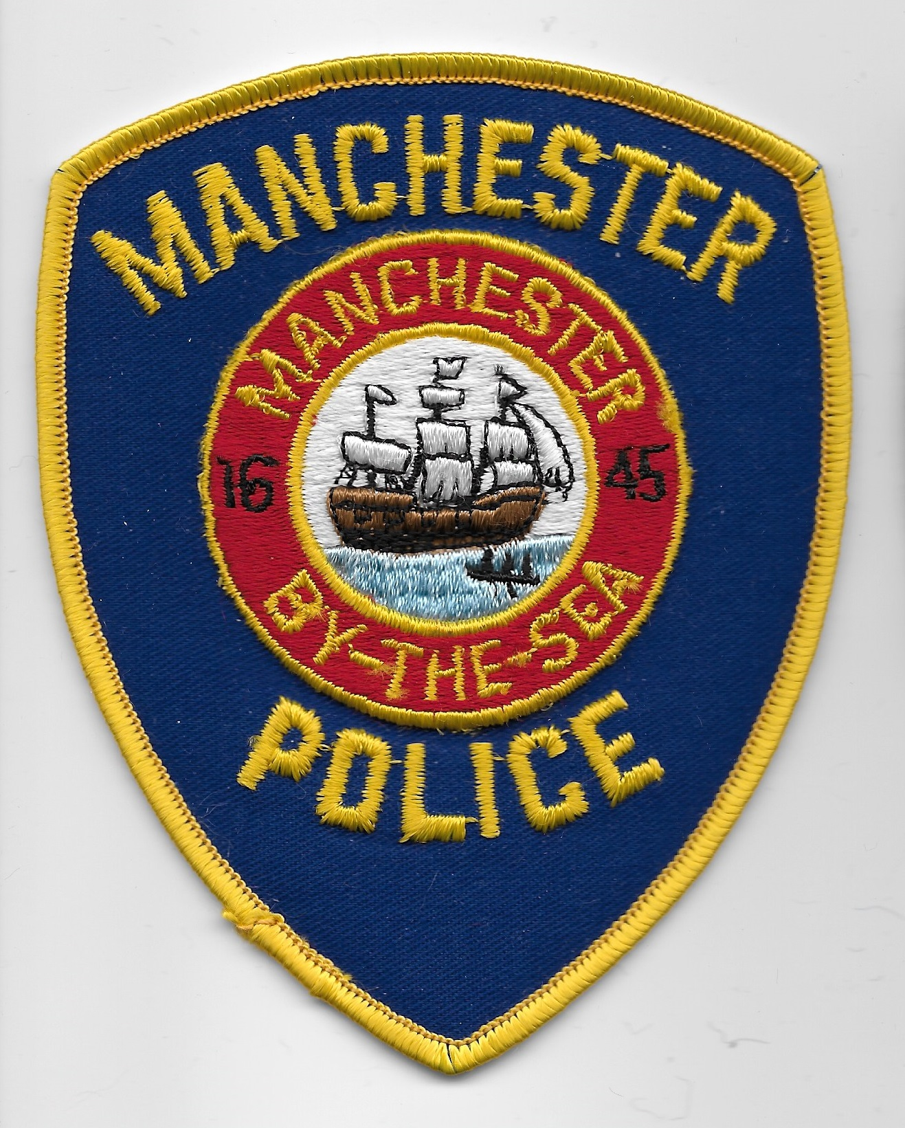 Manchester Police MA