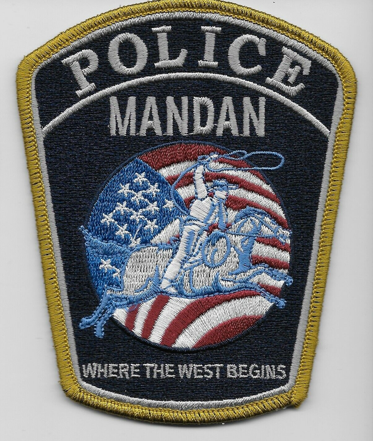 Mandan Police ND