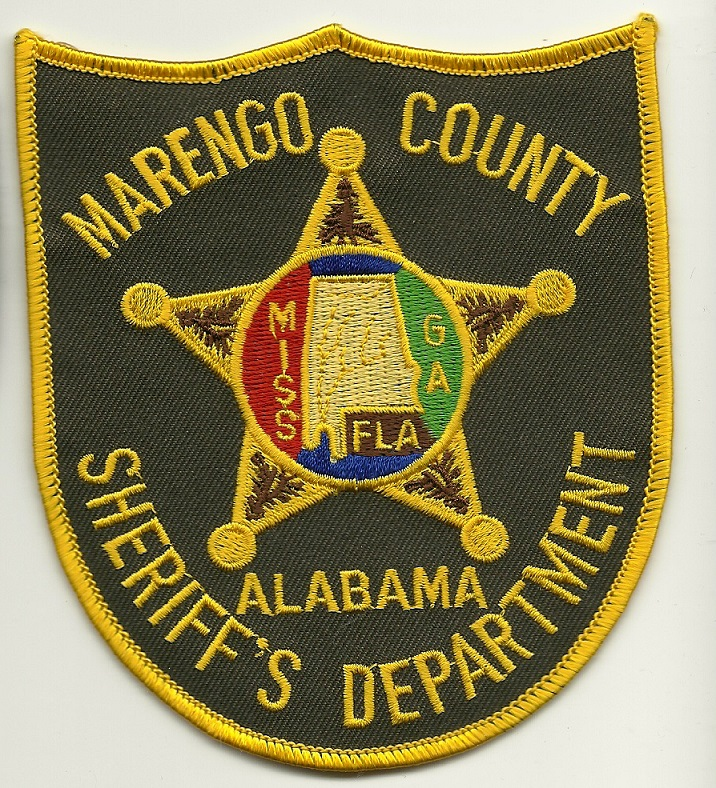 Marengo County Sheriff Alabama