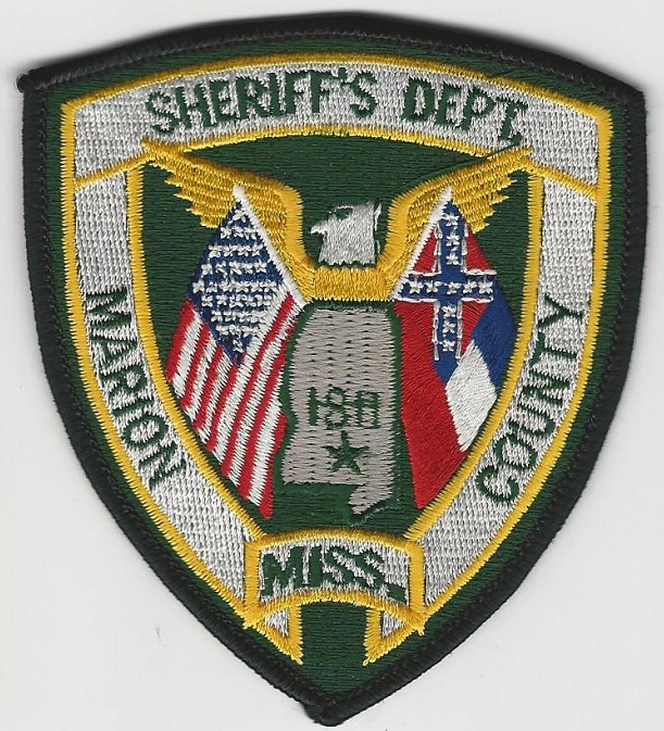 Marion County Sheriff MS Conf Flag