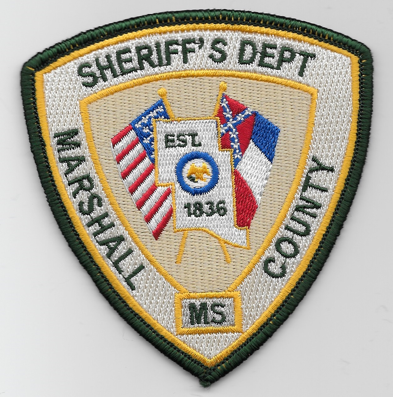 Marshal County Sheriff MS