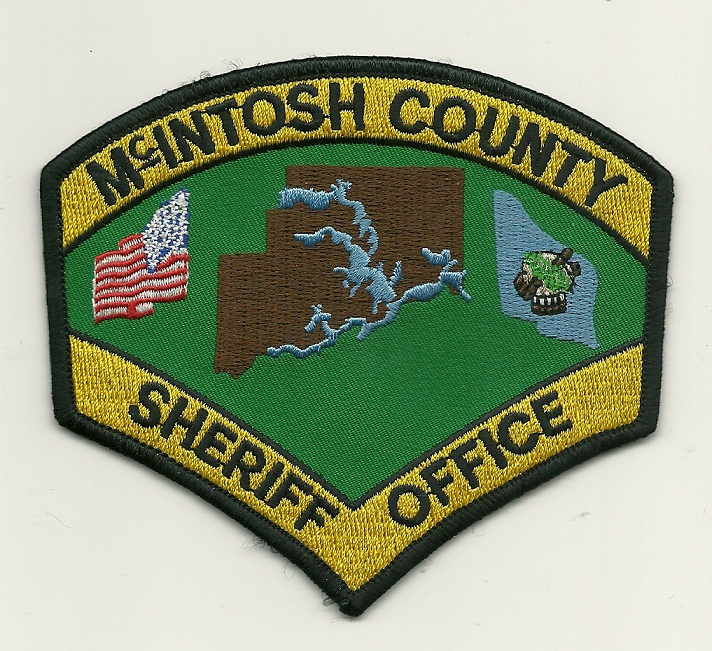 Mcintosh County Sheriff Oklahoma OK