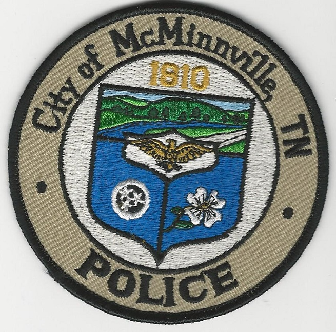 McMinnville Police TN