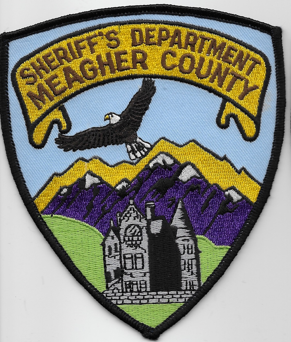 Meagher County Sheriff MT