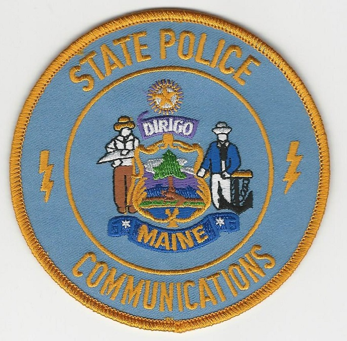Maine State Police Communications