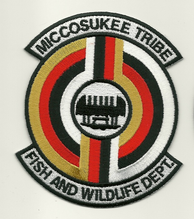 Micosukee Tribal Police Fish & Wildlife Tribal POlice Florida