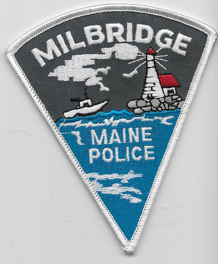 Milbridge Police ME Lighthouse