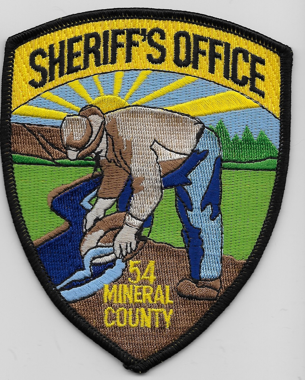 Mineral County Sheriff Montana