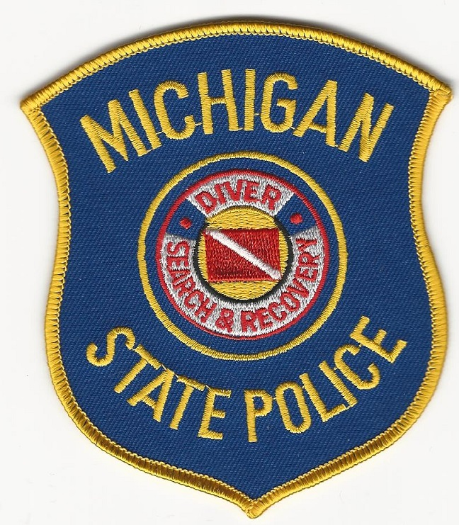 Michigan State POlice Scuba Dive
