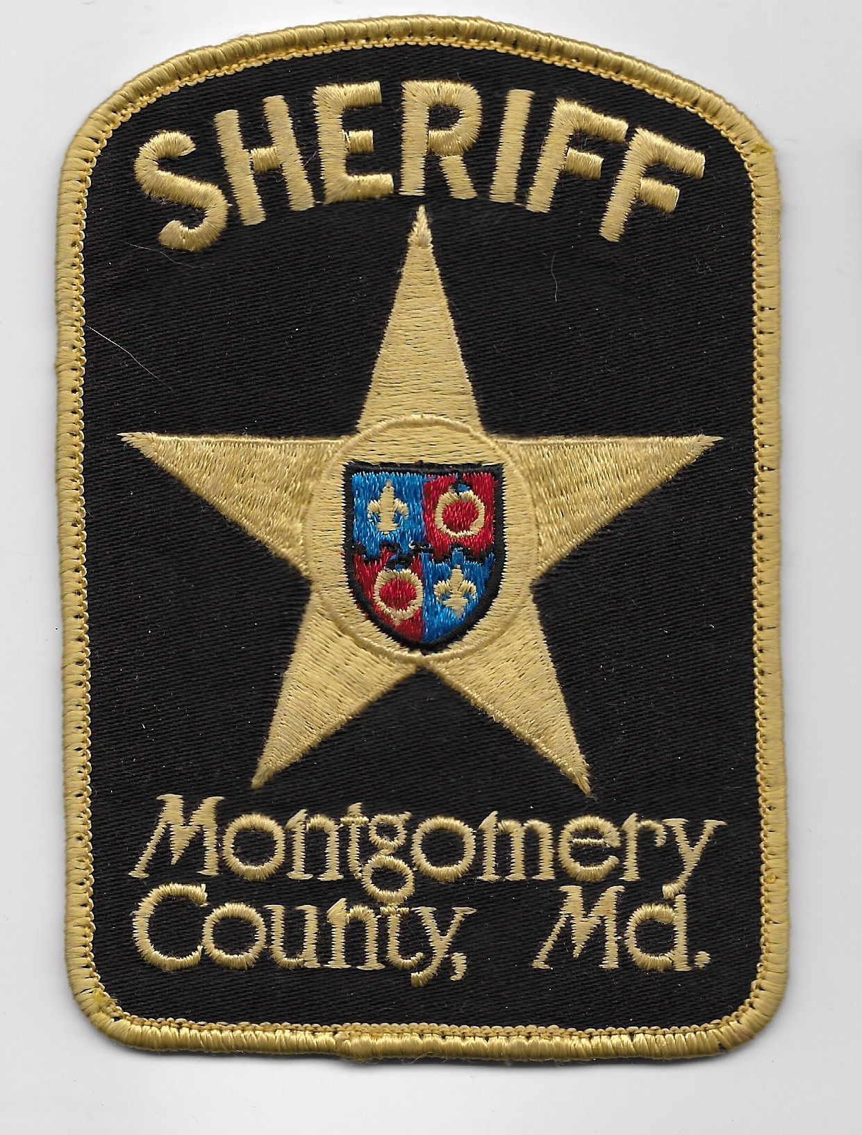 Montgomery County Sheriff Maryland MD