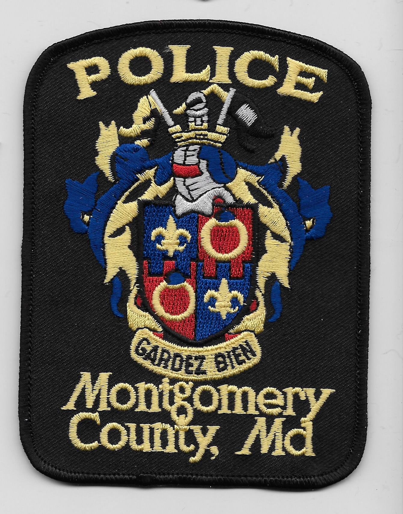 Montgomery County Police MD