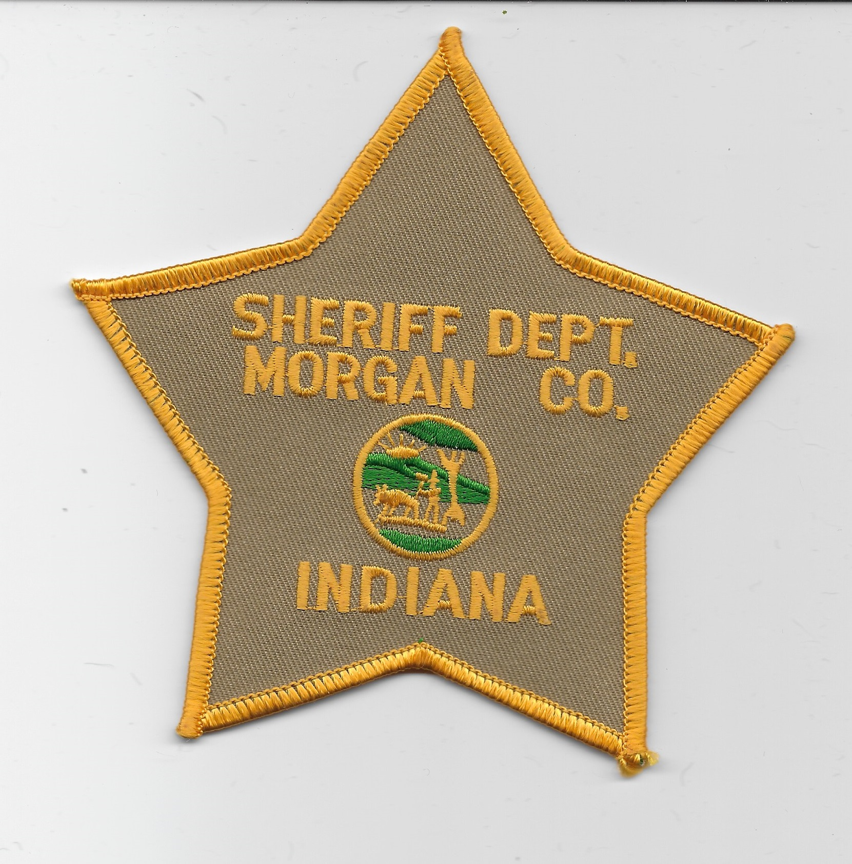 Morgan County Sheriff IN
