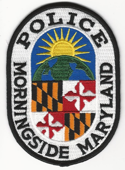 Morningside POlice Maryland MD