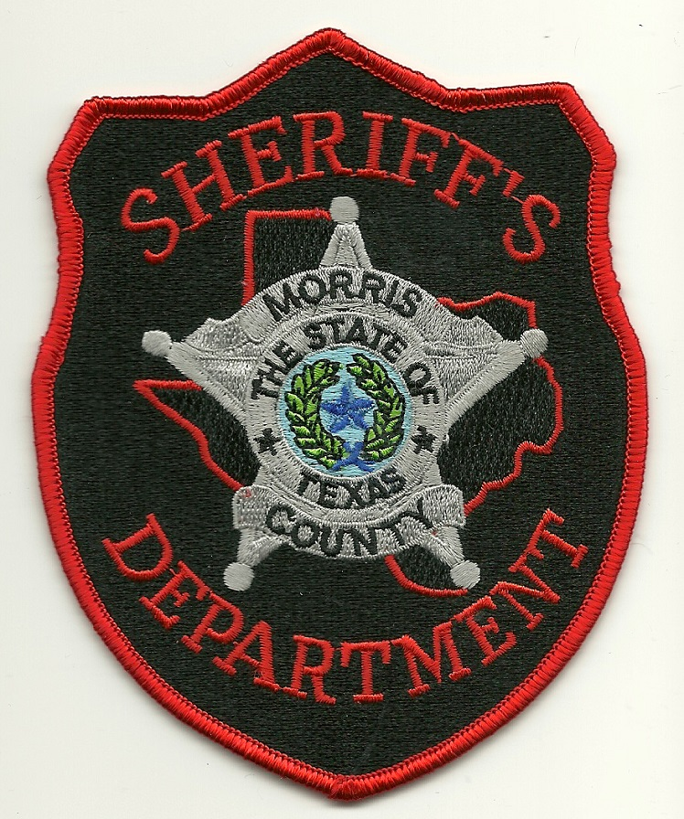 Morris County Sheriff State Texas TX NEW