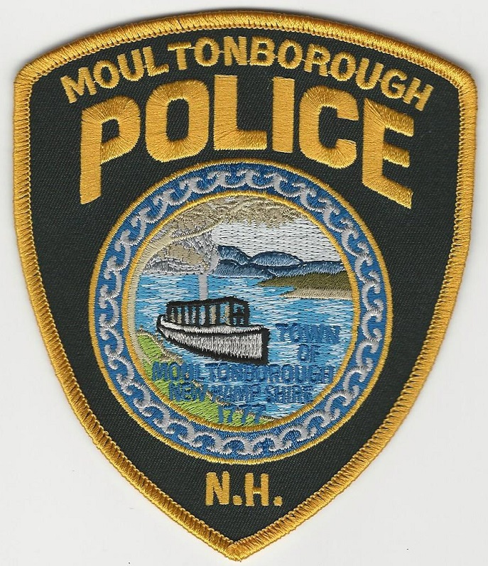 Moultonborough Police NH boat