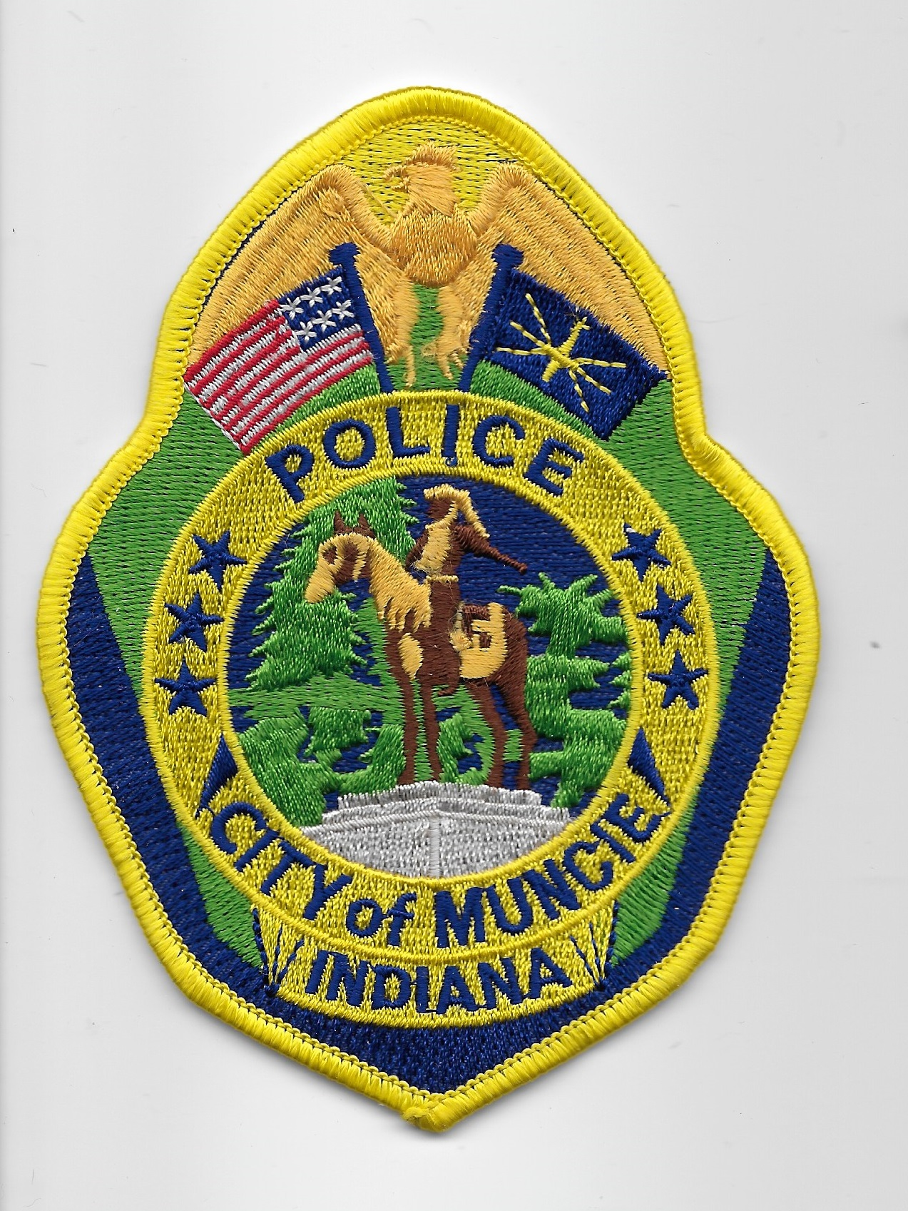 Muncie Police IN
